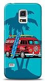 Samsung Galaxy S5 mini Woswos Surf Kılıf