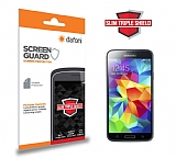 Dafoni Samsung Galaxy S5 Slim Triple Shield Ekran Koruyucu
