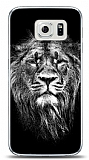 Samsung Galaxy S6 Black Lion Kılıf