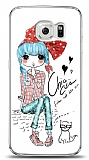 Samsung Galaxy S6 edge Cute Chic Kılıf