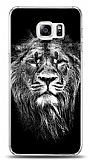 Samsung Galaxy S6 Edge Plus Black Lion Kılıf