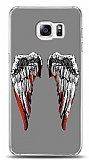 Dafoni Samsung Galaxy S6 Edge Plus Bloody Angel K�l�f