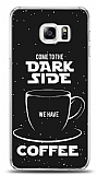 Dafoni Samsung Galaxy S6 Edge Plus Dark Side Coffee Kılıf