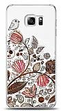 Samsung Galaxy S6 Edge Plus Draw Bird Kılıf