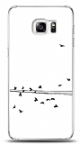 Samsung Galaxy S6 Edge Plus Flying Birds Kılıf