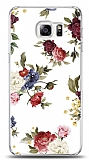 Samsung Galaxy S6 Edge Plus Vintage Flowers Kılıf