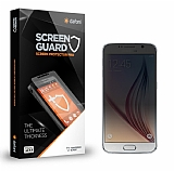 Dafoni Samsung Galaxy S6 Privacy Tempered Glass Premium Cam Ekran Koruyucu
