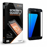 Dafoni Samsung Galaxy S7 Tempered Glass Premium Full Siyah Cam Ekran Koruyucu