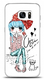 Samsung Galaxy S7 Edge Cute Chic Kılıf