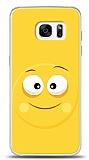 Samsung Galaxy S7 Edge Emoji Smile Kılıf
