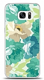 Samsung Galaxy S7 Edge Flower Pattern 2 Kılıf