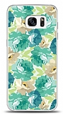 Samsung Galaxy S7 Edge Flower Pattern Kılıf