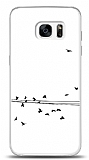 Samsung Galaxy S7 Edge Flying Birds Kılıf