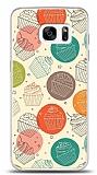Dafoni Samsung Galaxy S7 Edge Pancakes Kılıf