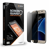 Dafoni Samsung Galaxy S7 Privacy Tempered Glass Premium Cam Ekran Koruyucu