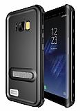 Dafoni Samsung Galaxy S8 Plus Profesyonel Su Geçirmez Kılıf