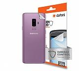 Dafoni Samsung Galaxy S9 Plus Darbe Emici Arka Gövde Koruyucu