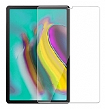 Dafoni Samsung Galaxy Tab A 10.1 (2019) T510 Tempered Glass Tablet Cam Ekran Koruyucu