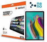 Dafoni Samsung Galaxy Tab S5e SM-T720 Nano Glass Premium Tablet Cam Ekran Koruyucu