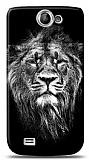 Dafoni Samsung Galaxy W Black Lion K�l�f