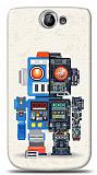 Dafoni Samsung Galaxy W i8150 Robot K�l�f