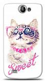 Dafoni Samsung Galaxy W i8150 Sweet Cat K�l�f