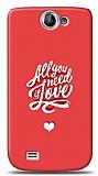 Dafoni Samsung Galaxy W Need Love K�l�f