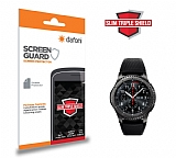 Dafoni Samsung Gear S3 Slim Triple Shield Ekran Koruyucu