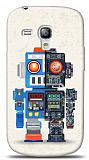 Dafoni Samsung i8190 Galaxy S3 mini Robot K�l�f