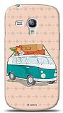 Dafoni Samsung i8190 Galaxy S3 mini Ye�il VosVos K�l�f