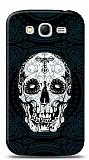 Dafoni Samsung i9082 Galaxy Grand / i9060 Grand Neo Black Skull K�l�f
