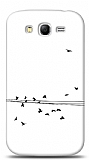 Dafoni Samsung i9082 Galaxy Grand / i9060 Grand Neo Flying Birds K�l�f