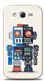 Dafoni Samsung i9082 Galaxy Grand / i9060 Grand Neo Robot K�l�f