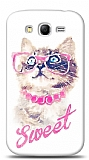 Dafoni Samsung i9082 Galaxy Grand / i9060 Grand Neo Sweet Cat K�l�f