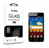 Eiroo Samsung i9100 Galaxy S2 Tempered Glass Cam Ekran Koruyucu