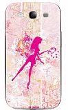 Dafoni Samsung i9300 Galaxy S3 Fairy Girl Rubber K�l�f
