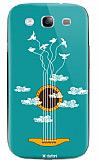 Dafoni Samsung i9300 Galaxy S3 Guitar Rubber K�l�f