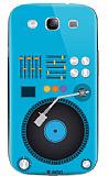 Dafoni Samsung i9300 Galaxy S3 Urban DJ Rubber K�l�f