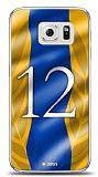 Samsung i9800 Galaxy S6 Lacivert Kılıf