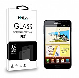 Eiroo Samsung N7000 Galaxy Note Tempered Glass Cam Ekran Koruyucu