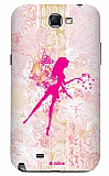 Dafoni Samsung N7100 Galaxy Note 2 Fairy Girl Rubber K�l�f