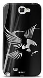 Dafoni Samsung N7100 Galaxy Note 2 Kartal K�l�f
