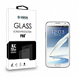 Eiroo Samsung N7100 Galaxy Note 2 Tempered Glass Cam Ekran Koruyucu