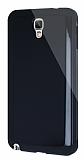 Dafoni Samsung N7500 Galaxy Note 3 Neo Slim Power Ultra Koruma Siyah Kılıf