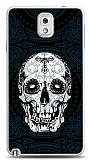 Dafoni Samsung N9000 Galaxy Note 3 Black Skull K�l�f