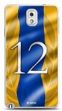 Dafoni Samsung N9000 Galaxy Note 3 Lacivert K�l�f