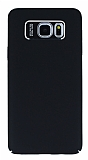 Dafoni Shade Samsung Galaxy Note 5 Kamera Korumalı Siyah Rubber Kılıf