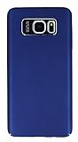 Dafoni Shade Samsung Galaxy Note 5 Kamera Korumalı Lacivert Rubber Kılıf