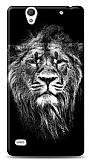 Sony Xperia C4 Black Lion Kılıf