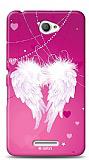 Dafoni Sony Xperia E4 Angel K�l�f